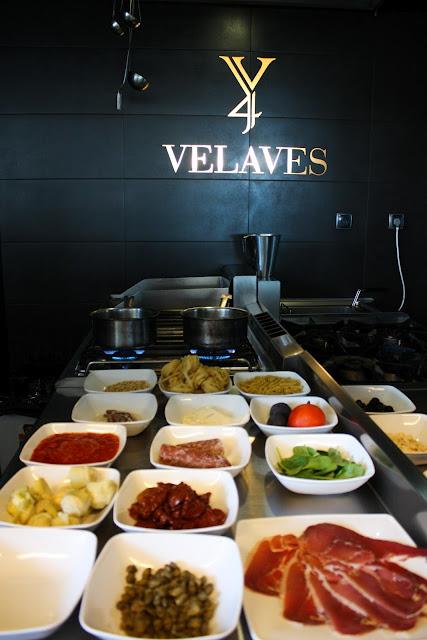 Warsztaty w Velaves.