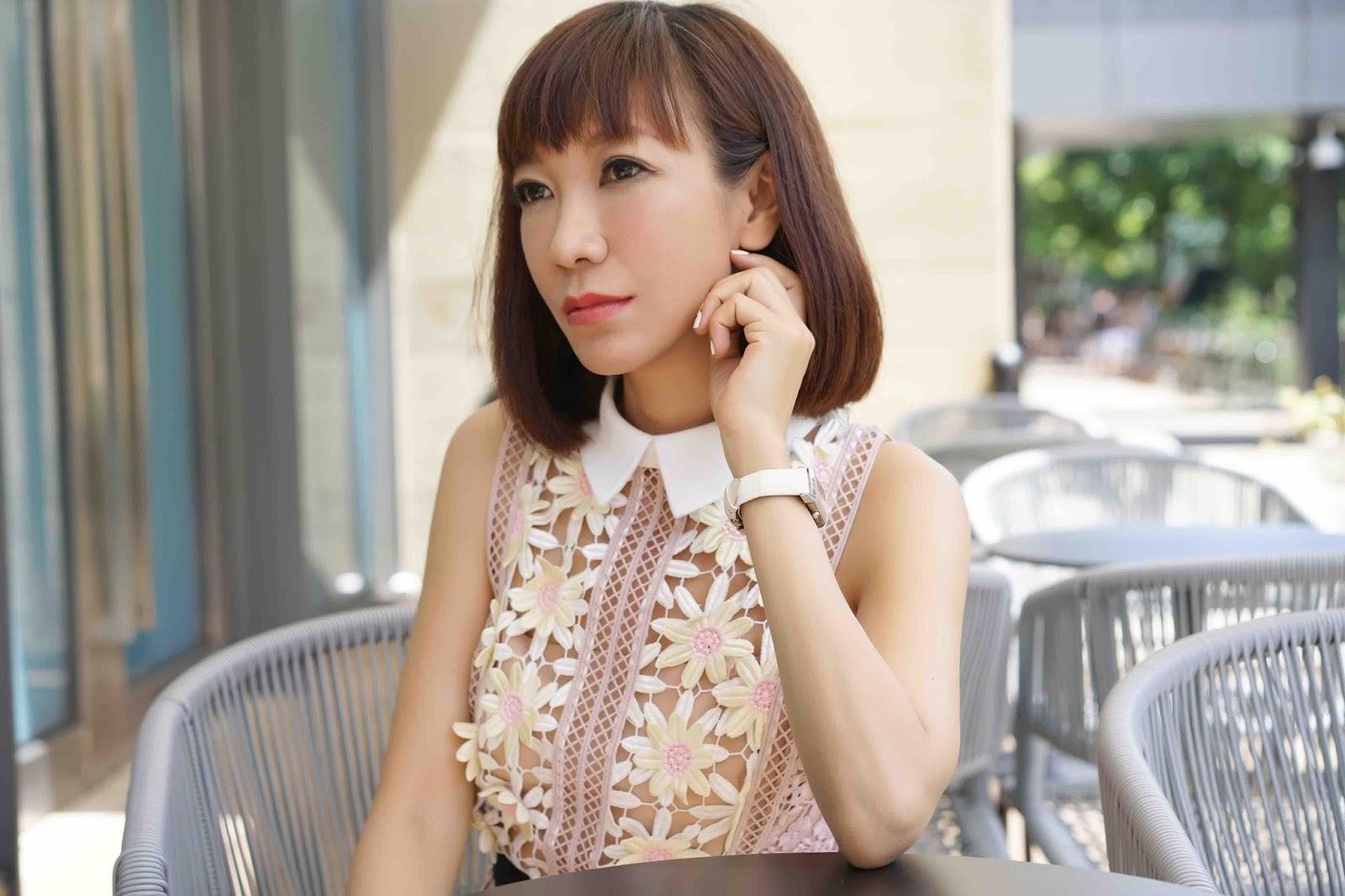 Janice wong fashion blogger