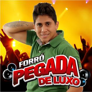 Forró Pegada De Luxo CD Promocional Outubro 2014