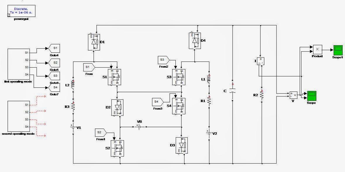 matlab electrical ieee  917207560923  a novel converter