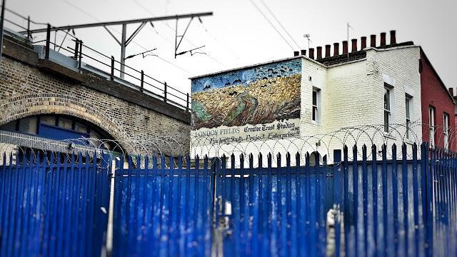 London Fields, Hackney // 76sunflowers