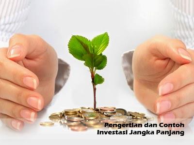 pengertian dan contoh investasi jangka panjang