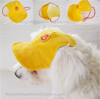 dog cap free patterns