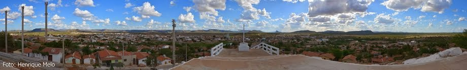 Panorâmica Santa Luzia-PB
