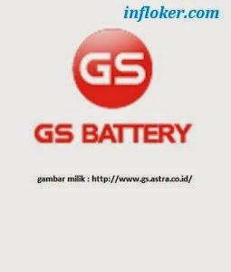 Lowongan Kerja Info Terbaru PT GS Battery di Tahun 2016