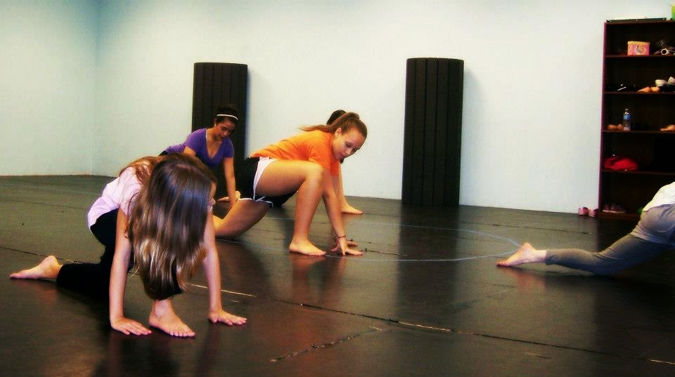 modern dance class charlotte