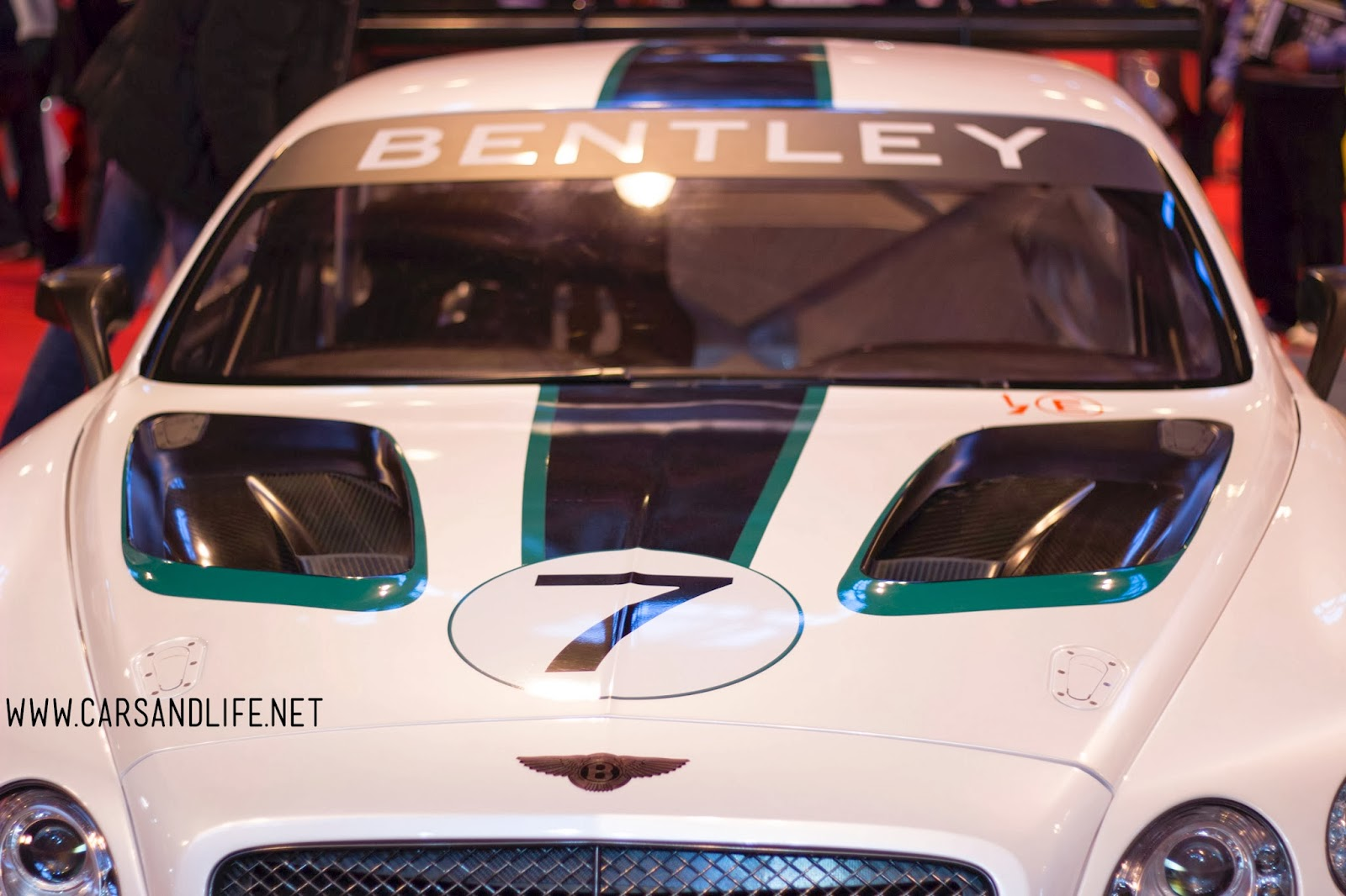 Autosport International 2014 #asi14 | Bentley Continental GT3