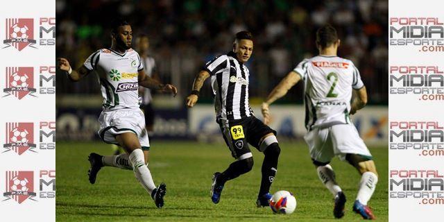 De volta à elite, Botafogo celebra fim de 'exposição zero'