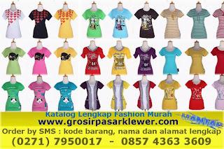 New Product Kaos Cewek Gaya Murah Mulai 18ribuan www