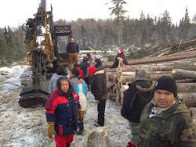 Algonquin's resistance forces protection plan for forests