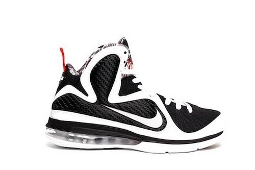 nba 2k12 nike lebron ix scar face shoes patch nba2korg