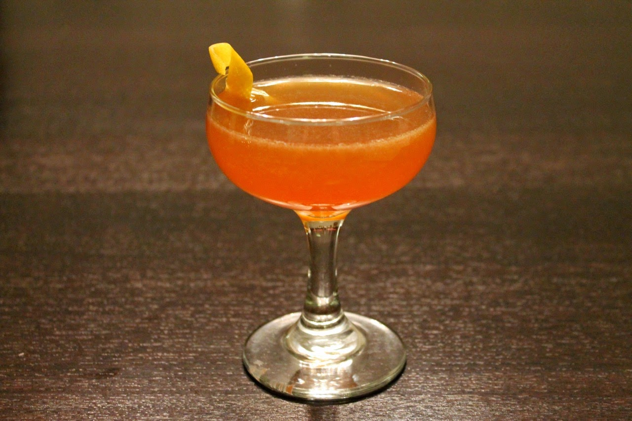 Cook In / Dine Out The Imitation Game Oscar Cocktail