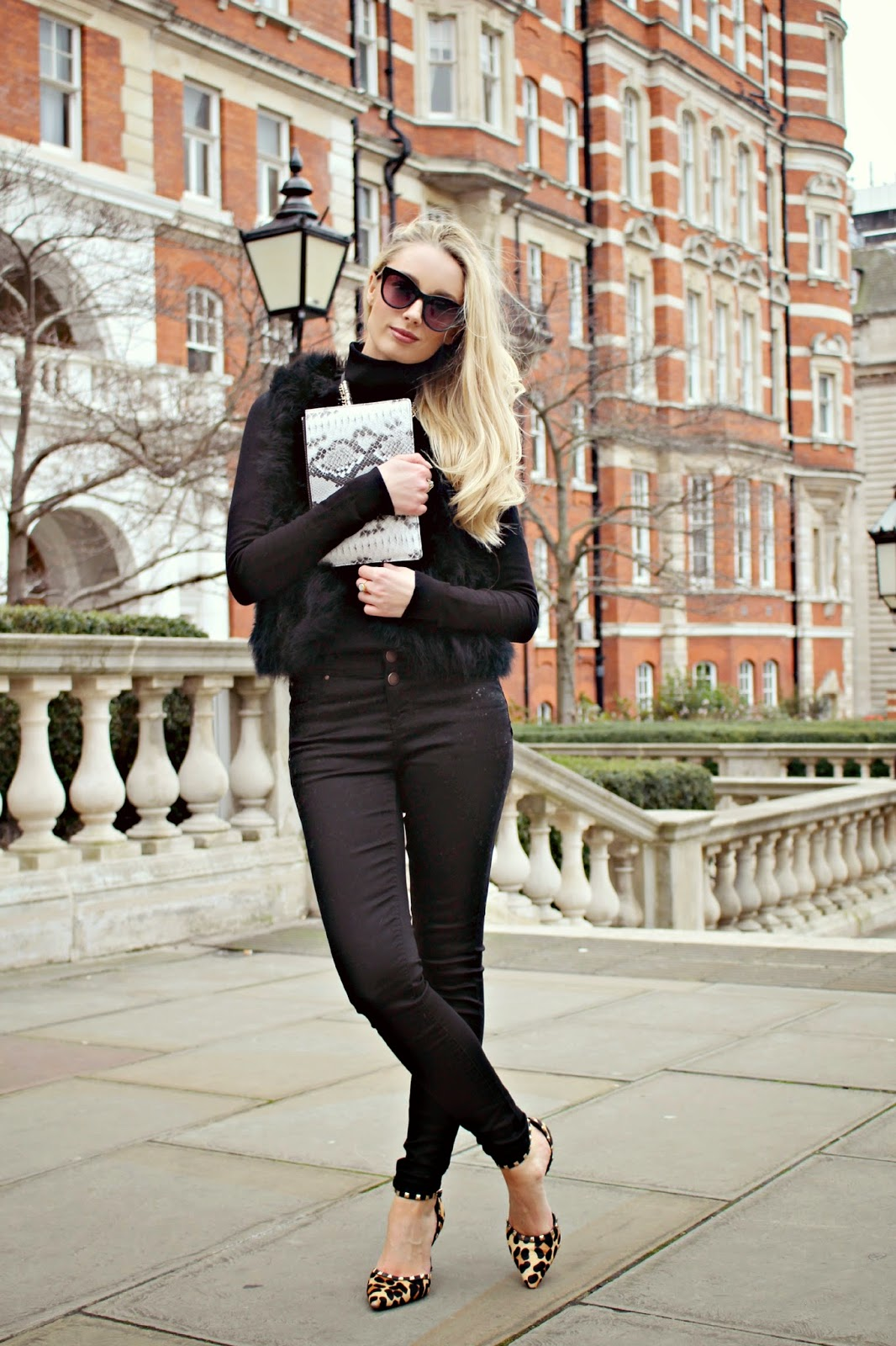 3 Ways to Wear // Black Skinny Jeans # 2 - Fashion Mumblr