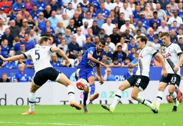 Leicester City vs Tottenham Hotspur FA Cup 2016