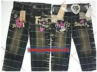 Jeans cewe panjang export