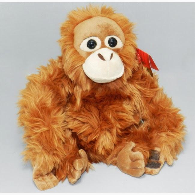 Peluche Orangután
