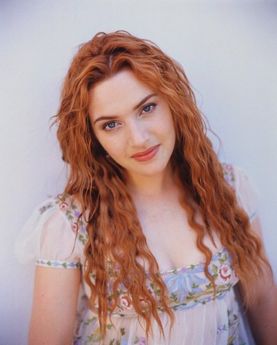 Kate Winslet We Trust Your Judgement When It Comes To The Right Shade Of Ginger For The Right Person An English Rose That Stands Out