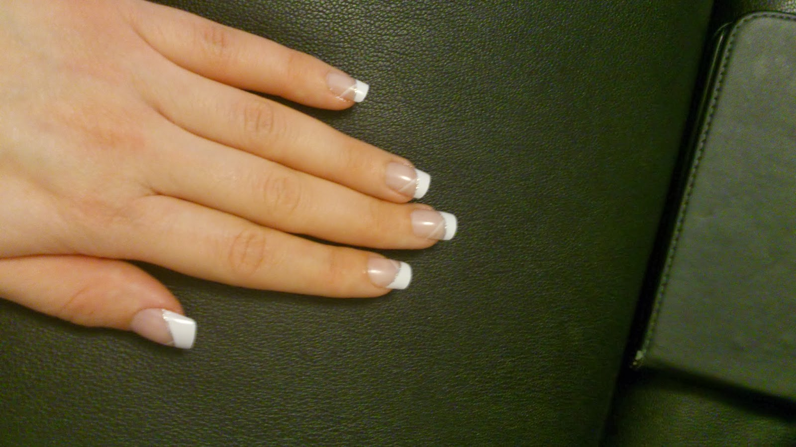 faux ongles taille