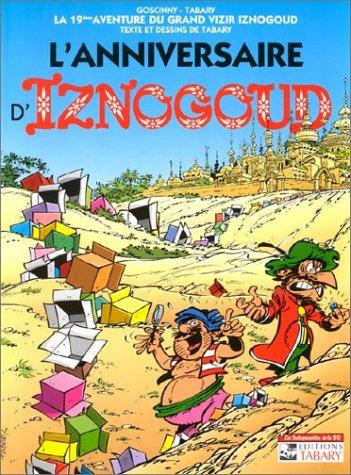 Iznogoud - L'anniversaire d'Iznogoud