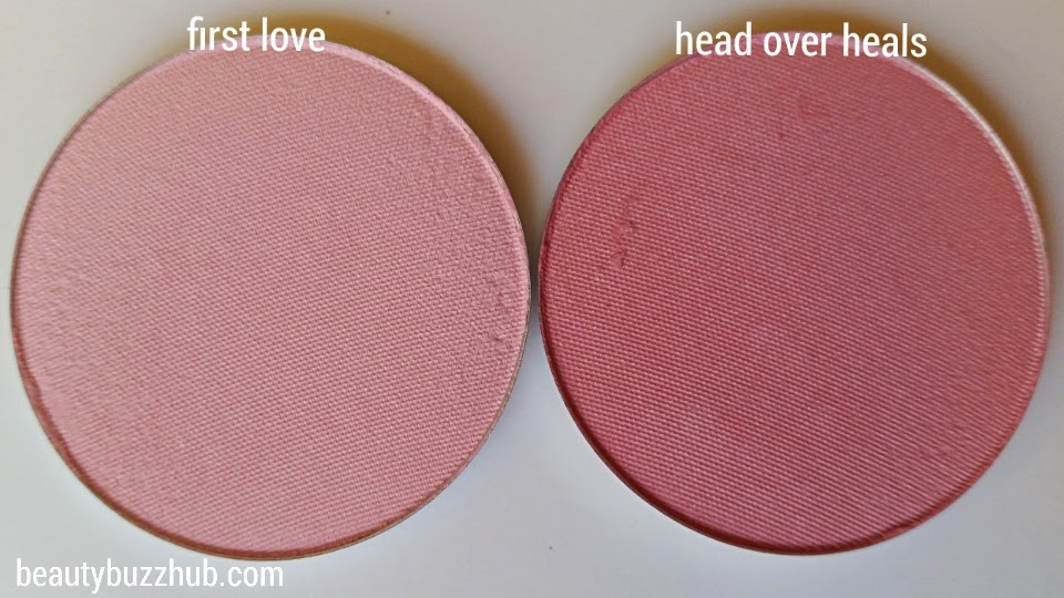 Makeup Geek Blush Pan First