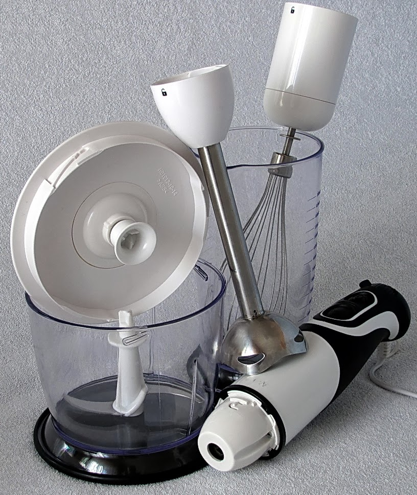 Pietro ippoliti thorndyke bamix vs minipimer lidl for Frullatore silvercrest