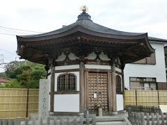 海蔵寺岩船地蔵堂