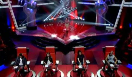 The Voice PH stage Blind Auditions
