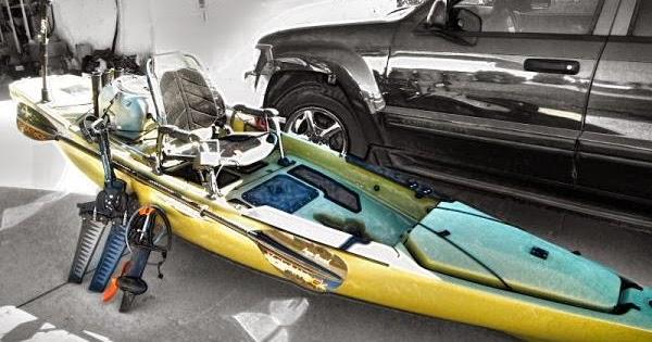 Review Torqeedo Ultralight Kayak Motor Fishing