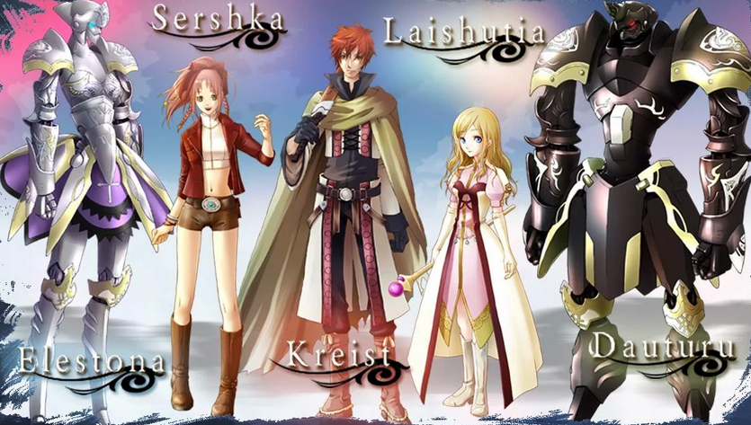 Game RPG Android Terbaik : Symphony of Eternity