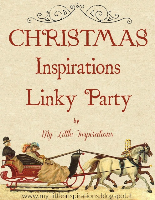 Christmas Inspirations Linky Party by My Little Inspirations