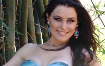 Miss Mundo Brasil World Brazil 2012 Santa Catarina Dionara Lermen