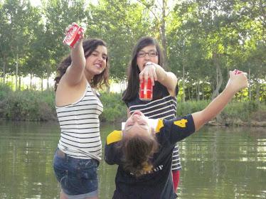 Promocionando Coca.Cola