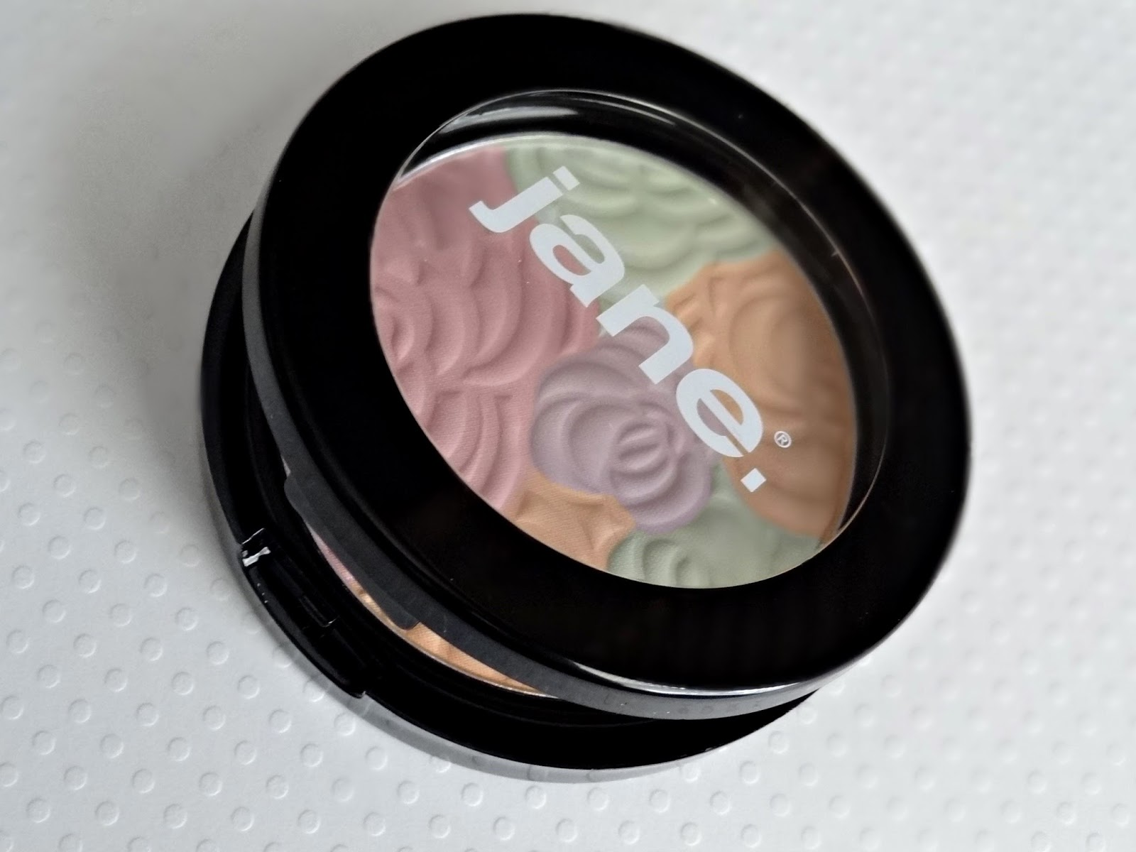 Makeup beauty and more jane cosmetics multi colored color correcting - Jane Pressed Powder Over Bourjois Healthy Mix Foundation In 55 And Nars Radiant Creamy Concealer To Conceal All Blemishes