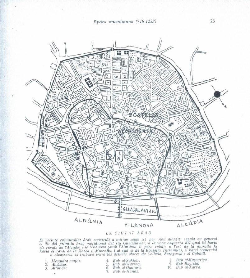 Antiguos Baños Judíos:ITINERIS- JVNiclos: La Judería antigua de Valencia y los baños