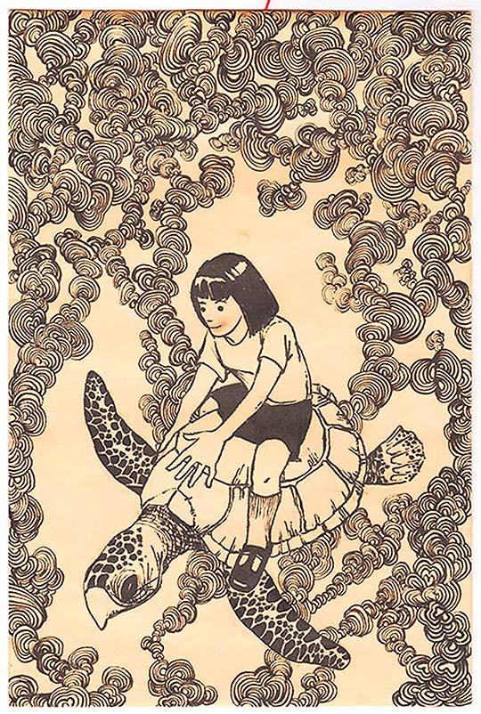 Ilustración de Arturo Mejía