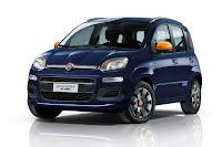Fiat Panda K-Way (2015) Front Side