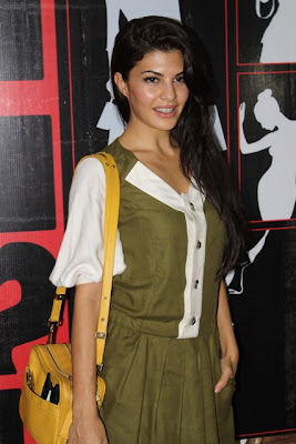 "Jacqueline Fernandez joined ""Are We Safe"" campaign"
