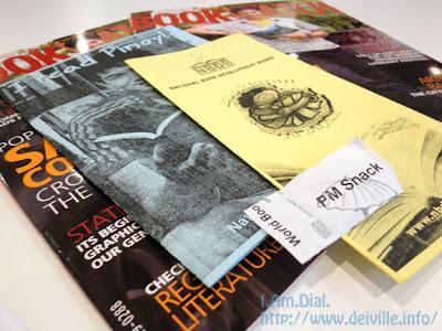 2011 World Book & Copyright Day @ UP TechnoHub 5