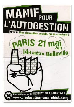Manif pour l'autogestion