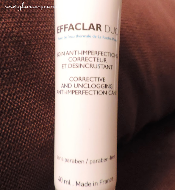 La Roche Posay Effaclar Duo in india - review