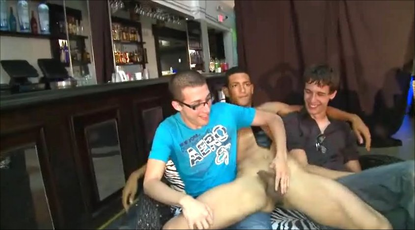 from Kellen guy cums in public