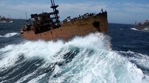 Barco fantasma vuelve a aparecer después de 90 años