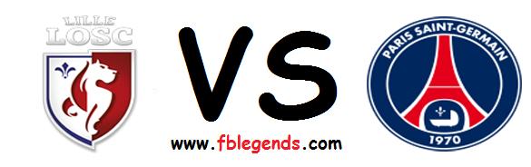 مشاهدة مباراة نادي ليل وباريس سان جيرمان بث مباشر اليوم السبت 25-4-2015 اون لاين الدوري الفرنسي يوتيوب لايف paris saint germain vs lille osc