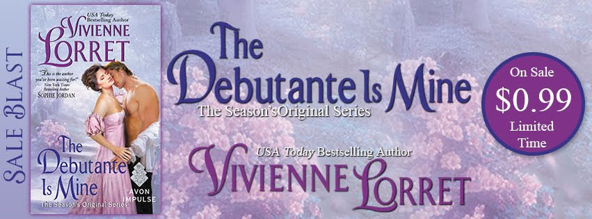 """The Debutante is Mine"" by Vivienne Lorret"