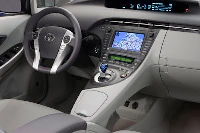 Toyota New Prius Audio System