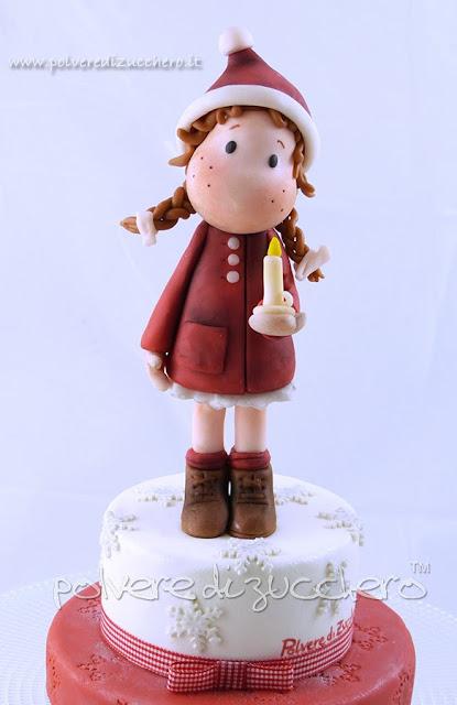 cake design natale polveredizucchero.it