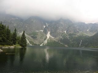 Morskie Oko en Zakopane, Polonia