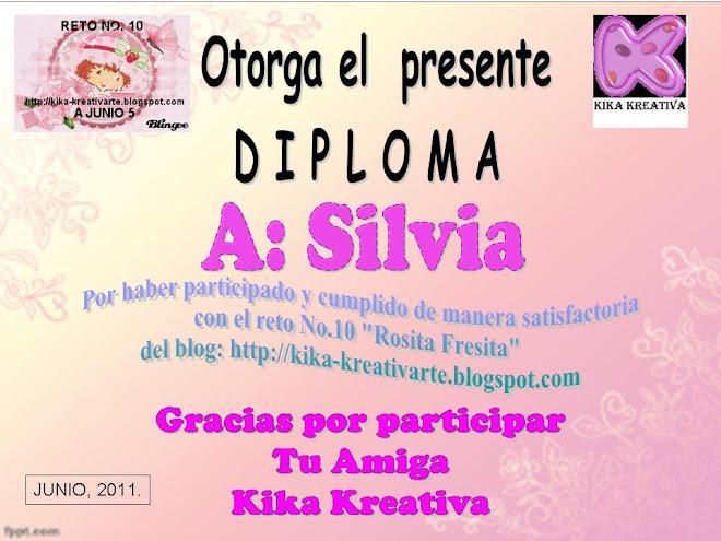 Reto Rosafresita - Certificado