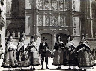 Candelarias en Salamanca