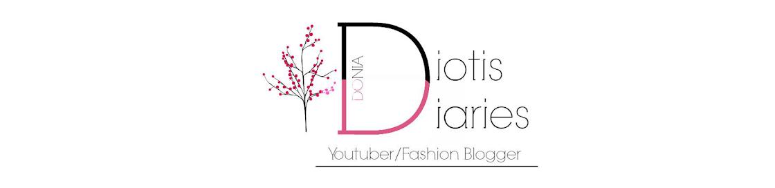 Diotis Diaries